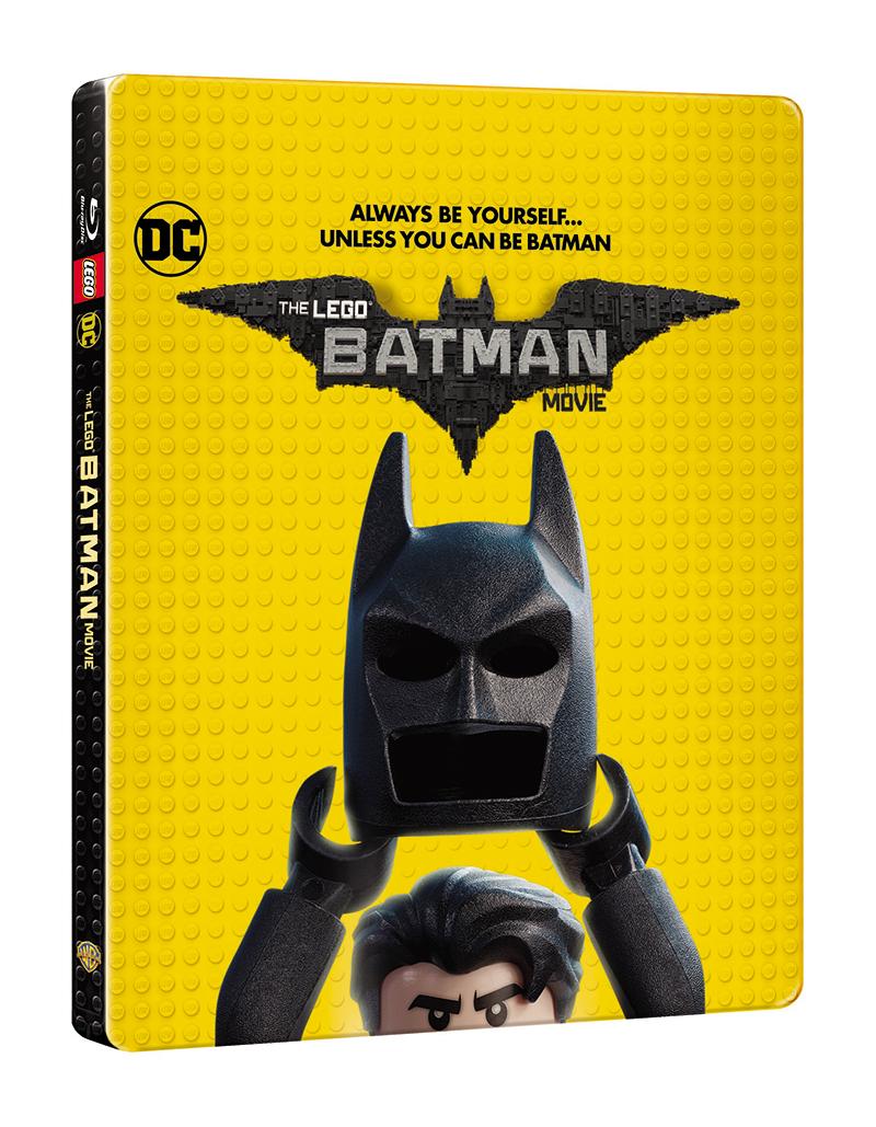 レゴ(R)バットマン ザ・ムービー スチールブック