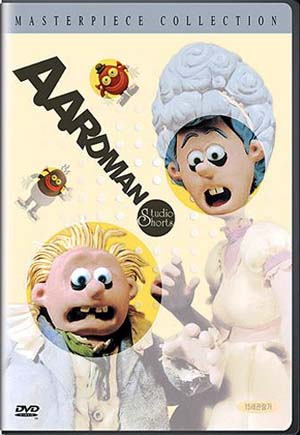 0447a0a4f497 Item Detail   DVD AARDMAN STUDIO SHORTS - MASTERPIECE COLLECTION ...